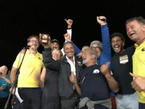 Oxidiana (CVS) terza nella divisione di crociera della prima tappa dell'ARC 2018