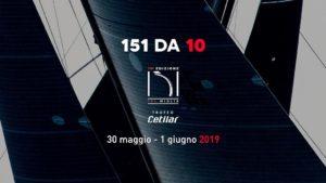 Joy di Giuseppe Cascino (CVS) alla 151 Miglia-Trofeo Cetilar 2019