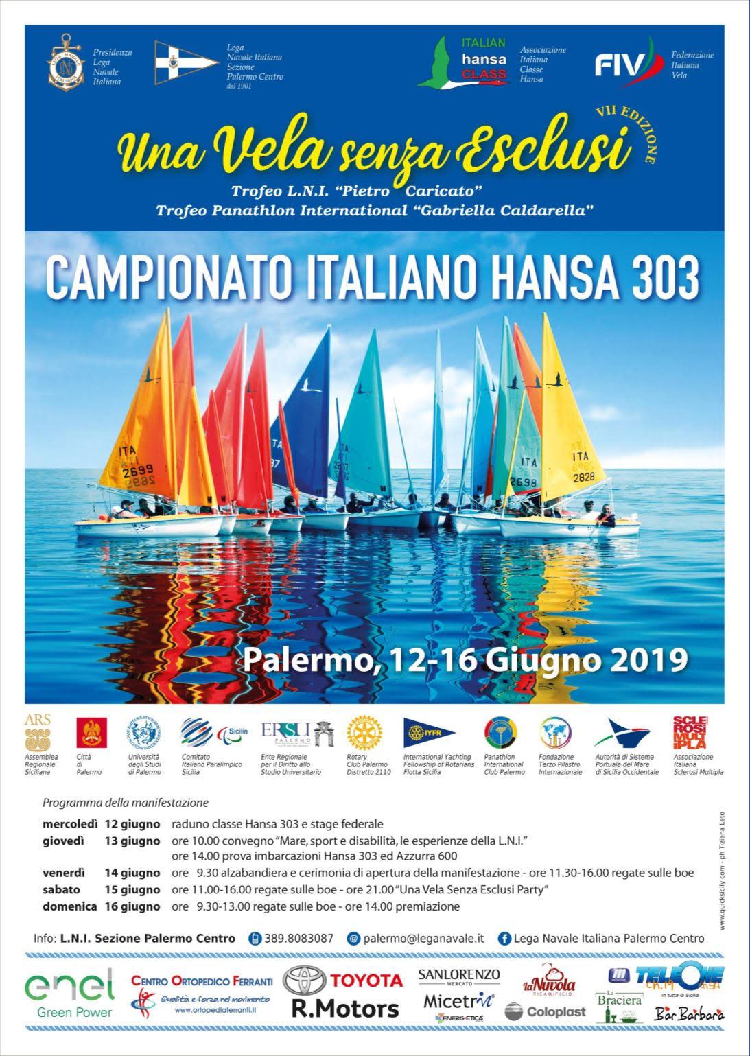 Campionato Italiano Hansa 303