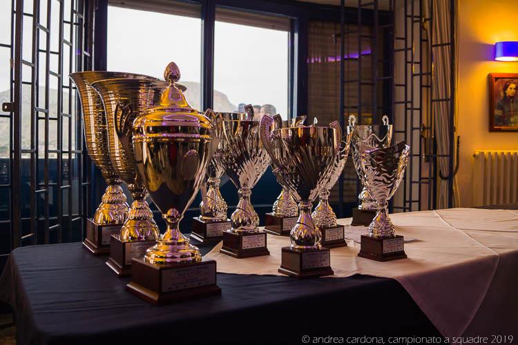 VELA D'ALTURA CAMPIONATO A SQUADRE PALERMO 2019 – le foto della premiazione