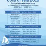 Circolo della Vela Sicilia – Corsi di Vela Estivi 2019