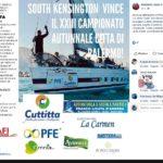 South Kensington di Massimo Licata D'Andrea, per i colori del CVS, vince il XXIII CAMPIONATO INVERNALE DEL SABATO 2019