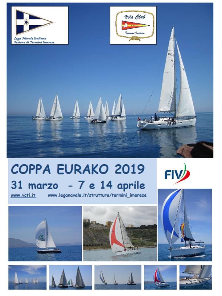 Coppa EURAKO, Termini Imerese 31 marzo – 7 e 14 aprile 2019