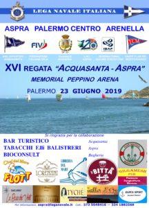 XVI Regata Acquasanta Aspra 2019