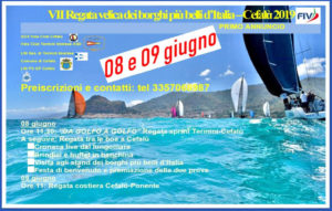 VII Regata velica dei borghi più belli d'Italia – Cefalù 2019