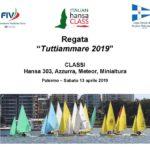 """Regata """"Tutti a Mare"""" 2019"""