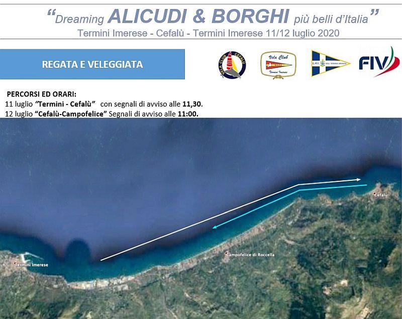 """""""Dreaming ALICUDI & BORGHI più belli d'Italia – 2020"""