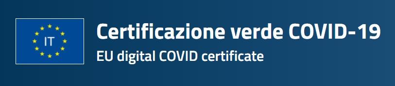 Certificazione verde COVID-19 e altre informazioni …